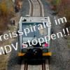 Preisspirale beim Mitteldeutschen Verkehrsverbund stoppen