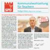 Kommunalwahlzeitung für Teuchern